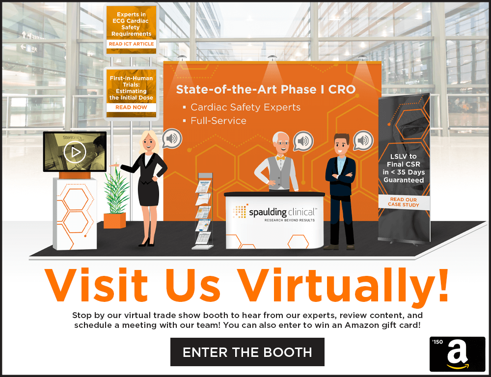Visit Us Virtually! Enter the Booth