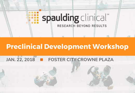Spaulding Clinical Research Graphic Banner for PBSS 2018