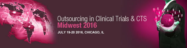 OCT Midwest 2016 - Outsourcing in Clinical Trials & CTS banner