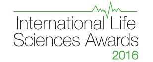 International Life Sciences Awards Banner